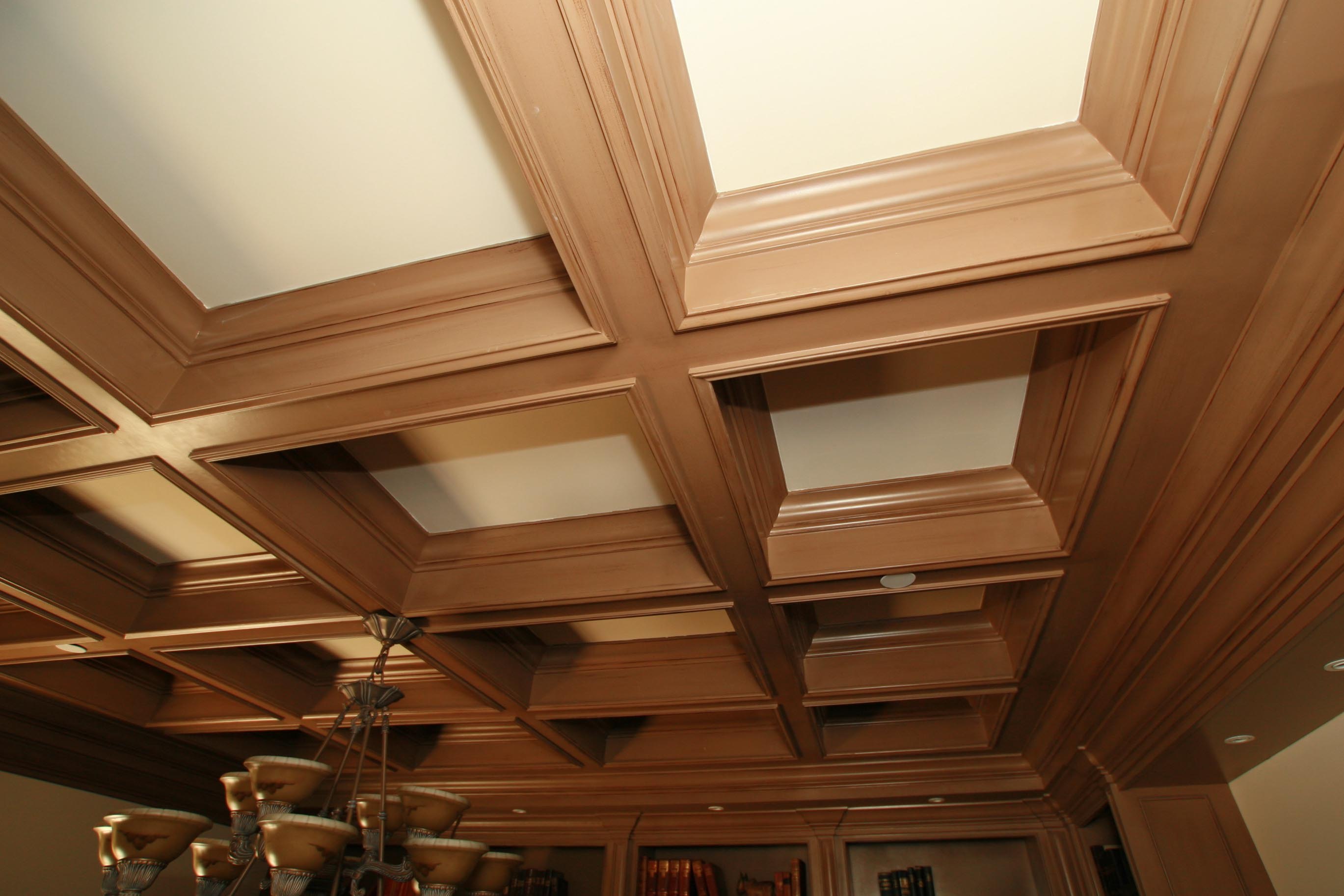 Paneling & Coffered Ceilings - Wood Desing and ArtWood Desing and Art